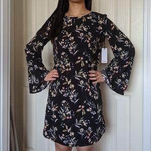 Dex 1122352 Floral Dress Rustic Print Size XS